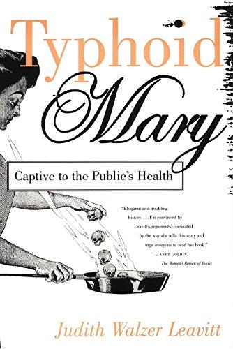 Typhoid Mary: Captive to the Public's Heart