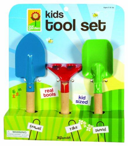 Kids Hand Garden Tool Set