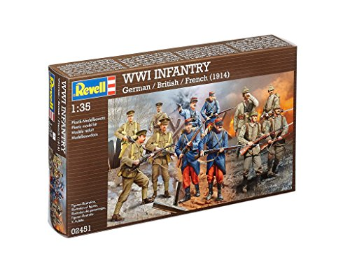 revell-02451-wwi-infantry-german-british-french-1914-kit-di-modello-in-plastica-in-scala-135