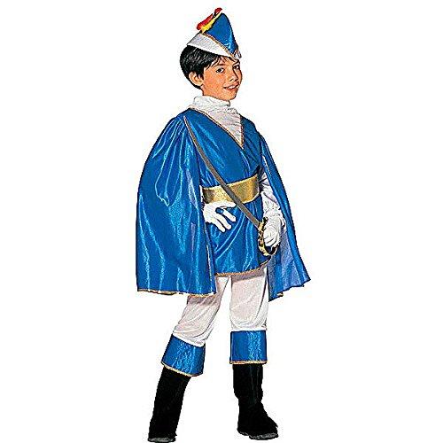 WIDMANN Costume Principe Azzurro 5/7 Anni,, Medium, SA-38866