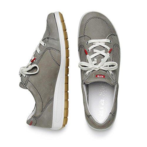 Ara chaussures à lacets Gris - Gris