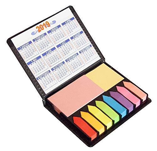 Haftnotiz-Organizer - verschiedene Formen und Farben, Notizen, Blöcke und Index Tab Flaggen Paragon Form