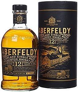 ABERFELDY 12 Year Old Scottish Malt 70cl Bottle by Aberfeldy