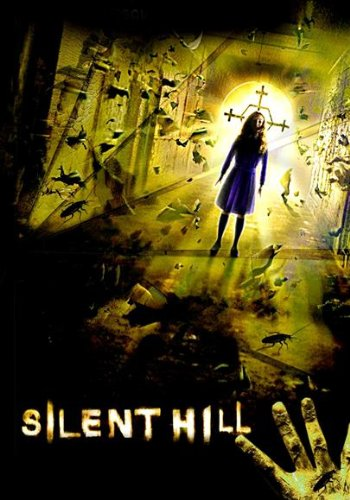 Silent Hill movie póster (28cm x 44cm)