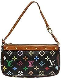 Louis Vuitton - Bolso mochila para mujer negro, multicolor