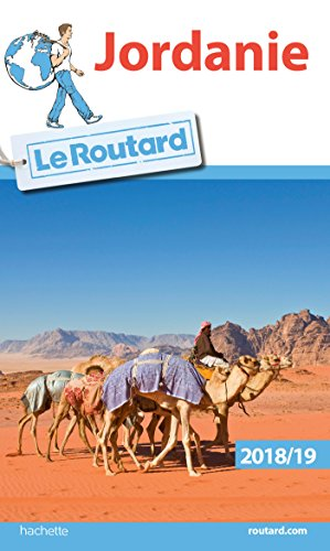 Guide du Routard Jordanie 2018/19 (Le Routard) por Collectif