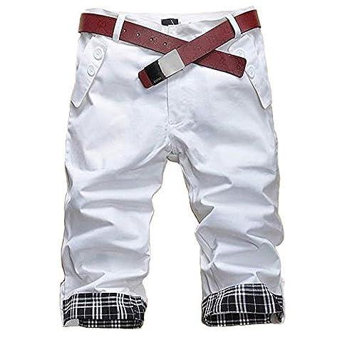 Imixcity® Maillot de bain - Homme Boxer Trunks Shorts Pantalon Court de Sport Plage Mer Loisir …