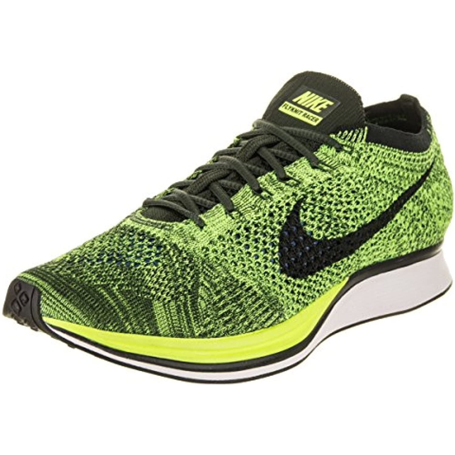 huge selection of 6c0b1 e6a71 NIKE Flyknit Racer, Chaussures de Running EntraineHommest Homme B01JJD6WFA  - - - 746515