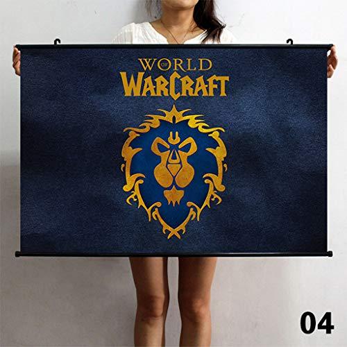 SunSnow Poster Wow World of Warcraft Cartel De La