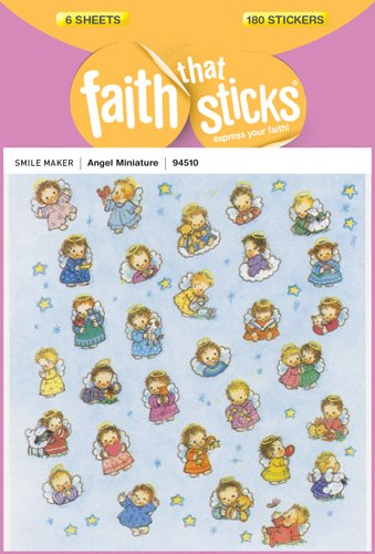 Angel Miniature (Faith That Sticks: Smile Maker)