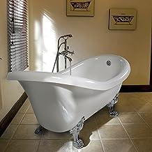 Vasca da bagno con piedini - Vasca da bagno con i piedi ...