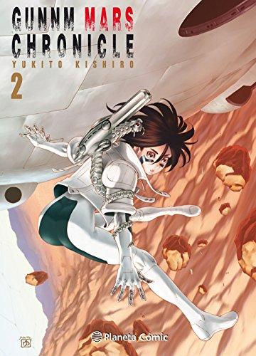 Gunnm Alita Mars Chronicle nº 02/05 (Manga Seinen) por Yukito Kishiro