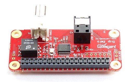 JustBoom Digi Zero PHAT for Raspberry Pi Zero