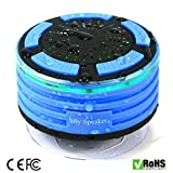 Best Water Proof Bluetooth Speakers - Shower Radio Speakers with Subwoofer, Acekool IPX7 Waterproof Review