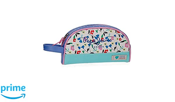 Pepe Jeans Pierce Blue Carry All Three Compartments