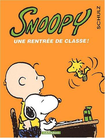 Snoopy, tome 35 : Une rentrée de classe