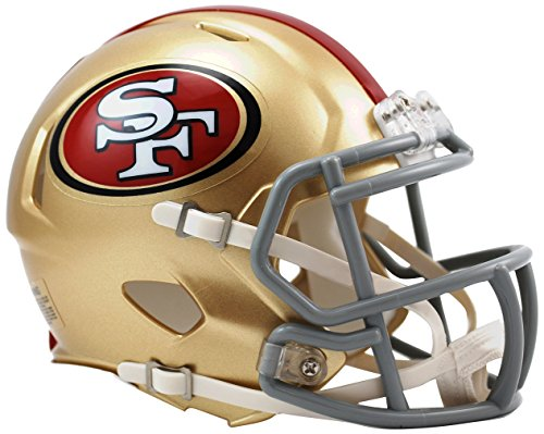 San 49ers Francisco (NFL Riddell Football Speed Mini Helm San Francisco 49ers)