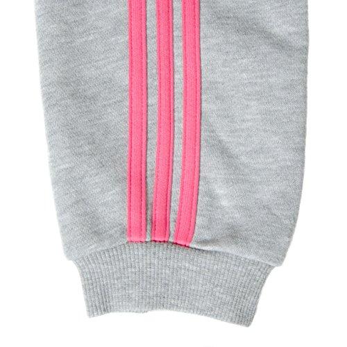 Adidas I Winter Fz Hd Felpa Grigio (Brgrin/Blanco)