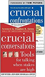 Crucial Conversations and Crucial Confrontations Value Pack