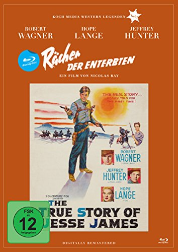 Rächer der Enterbten - Western Legenden No. 44 [Blu-ray]