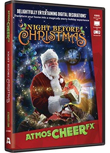 AtmosCHEERfx Night Before Christmas Digital Decoration by AtmosCHEERfx