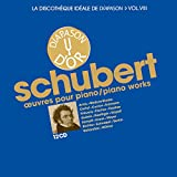 La discothèque idéale de Diapason, vol. 8 / Schubert : Oeuvres pour piano
