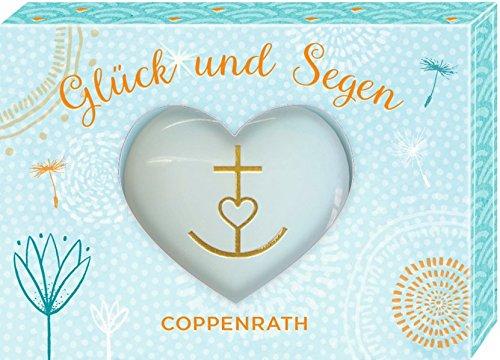 Edelstein mit Gravur - Glück und Segen - Glaube-Liebe-Hoffnung: Ein ganz besonderer Wegbegleiter