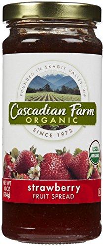 cascadian-farms-strawberry-fruit-spread-6x10-oz