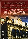 Concert De Gala Pour Le 50ème Anniversaire De La Réouverture...Opéra De Vienne