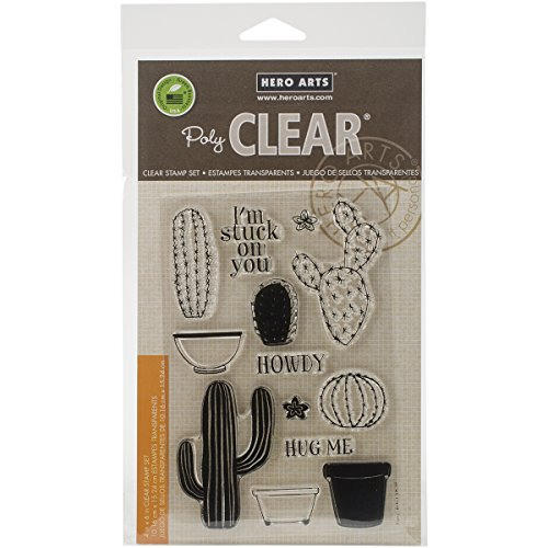 hero-arts-clear-stamps-4x6-sheet-stamp-your-own-cactus