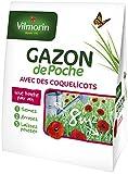 Vilmorin 4469310 Gazon de Poche avec Coquelicots Sachet Souple de ...