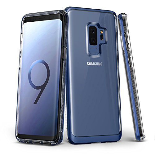Samsung Galaxy S9 Plus Coque, VRS Design clair double couche de protection à...