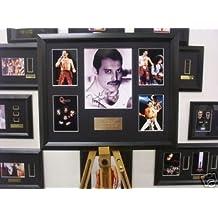 Filmcell Factory Ltd Queen Freddie Murcury Display Autogramm Fanartikel