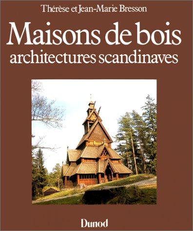 Maisons de bois : Architectures scandinaves