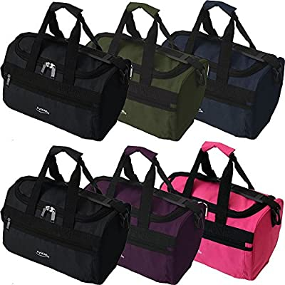 Super Lightweight Ryanair Second Cabin Travel Holdall Stowaway Bag 35x20x20cm - inexpensive UK light shop.