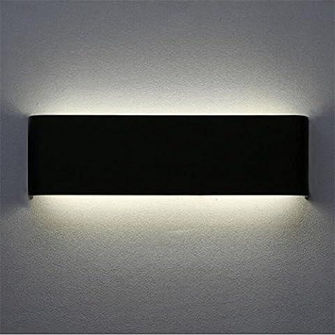 FEI&S modernas luces espejo LED lámpara de pared Baño Dormitorio cabecero Candelabro de Pared armario lampe deco #11