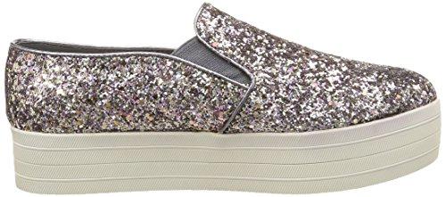 Steve Madden Buhba, Sneaker, Donna Multicolore (Multiglitter)