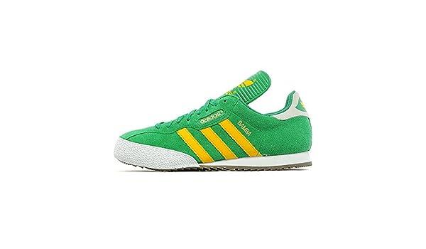 Adidas Samba Super Originals GreenYellow Brand New in Box Size 9 i Malvern, WorcestershireGumtree i Malvern, Worcestershire Gumtree