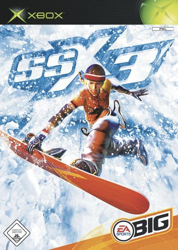 SSX 3 - Snowboard Kunst