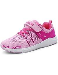 Zapatos de los Amantes Zapatillas de Deporte Aire Ligero Zapatos Gimnasio Sneakers para Corre Zapatos Running Deportivas Verano para Niño niña