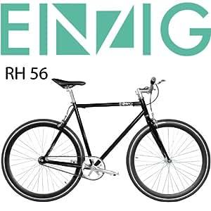 """EINZIG """"B11-56"""" RH56 Singlespeed - Fixed Gear Fixie Rennrad Bahnrad Polo Bike 700c Fahrrad"""