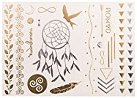 Dream Nature Set de POSH TATTOO ||| Metallic Tattoo | Flash Tattoos | La nueva moda de Hollywood de SveJona