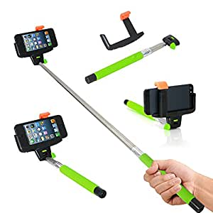 ordel bluetooth selfie stick monopod camera extension electronics. Black Bedroom Furniture Sets. Home Design Ideas