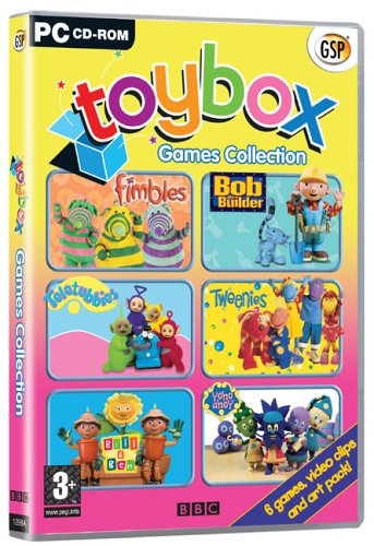 BBC Toybox: Games Collection