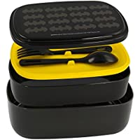 Batman Lunch Box black