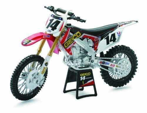 new-ray-112-geico-honda-crf450r-motocicleta-kevin-windham-57563-de-new-ray-ingles-manual