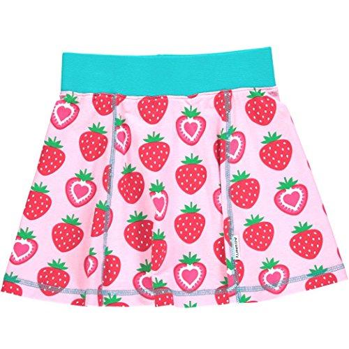 Preisvergleich Produktbild Rock Skirt Vipp Strawberry Erdbeere von Maxomorra aus Schweden Größe 86