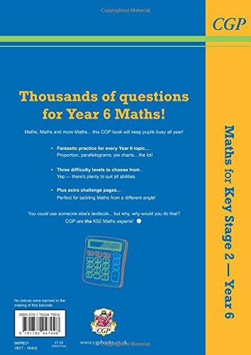 New KS2 Maths Textbook – Year 6 – 11 plus library