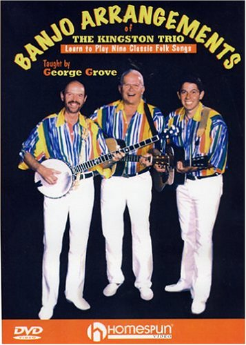 Preisvergleich Produktbild Banjo Arrangements Of The Kingston Trio [UK Import]