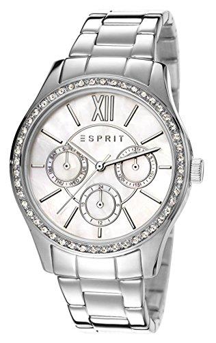 Esprit-Damen-Armbanduhr-Paige-Analog-Quarz-Edelstahl-ES107782001